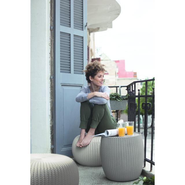 muebles jardín Knit