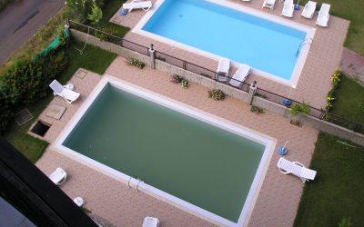Agua cristalina para tu piscina