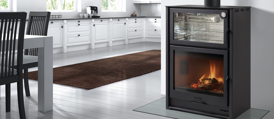 Ventajas de las estufas de leña Hergom