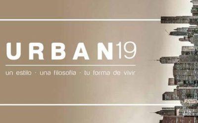 Conoce la nueva colección Urban 19