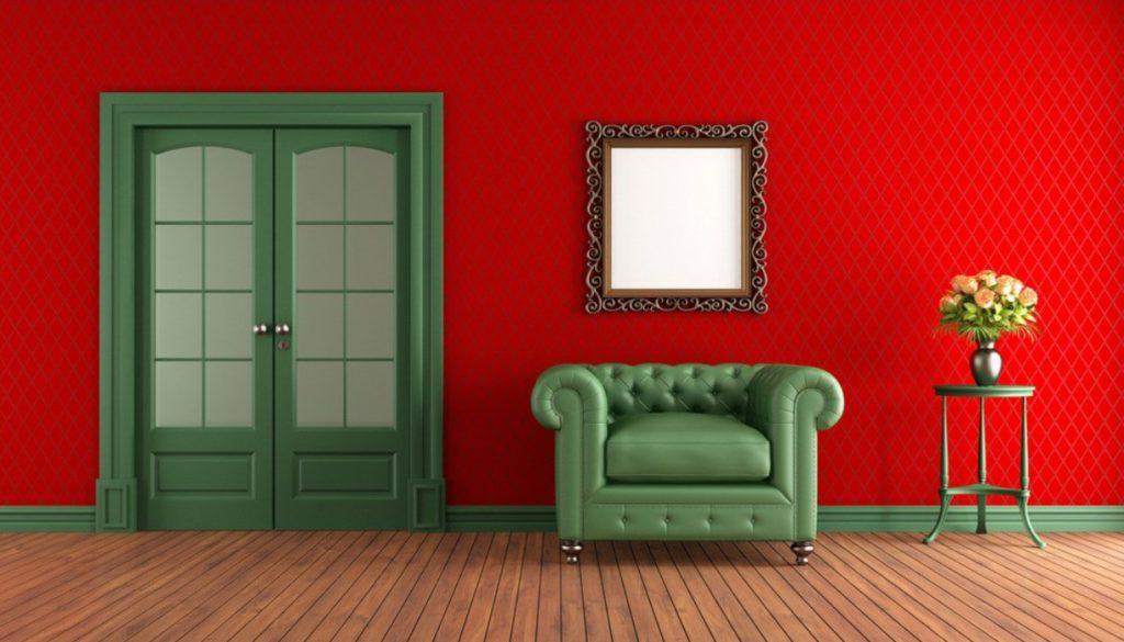 pinturas menorca roja