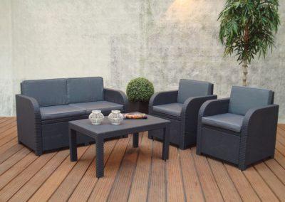 muebles de jardín Menorca