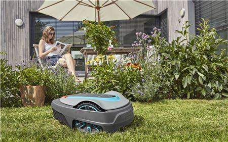 Robot Gardena Sileno City