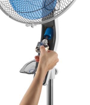 Ventilador anti mosquitos