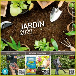 catalogo jardin